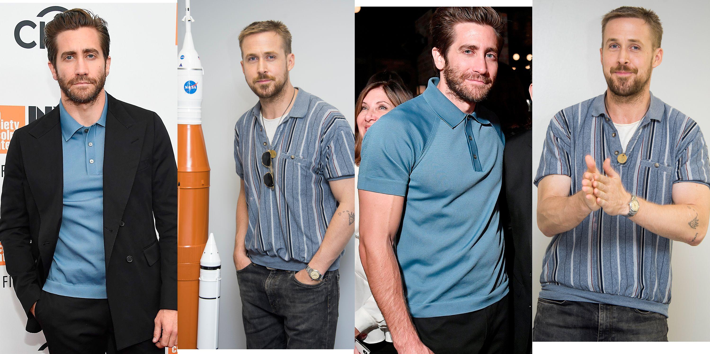 Jake Gyllenhaal polo, ryan gosling polo