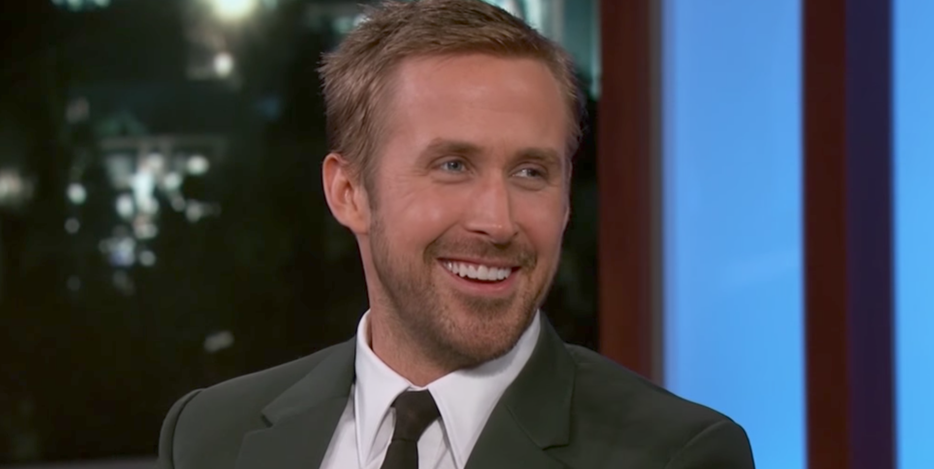 Doting Father Ryan Gosling's Got a Cute Story About His 1-Year-Old Daughter