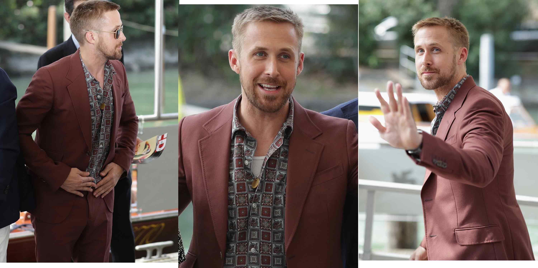 ryan gosling,ryan goslingfestival venecia2018,ryan goslingfirst man,ryan gosling venecia