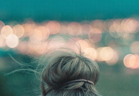 Brown hair, Hair coloring, Artificial hair integrations, Knot,