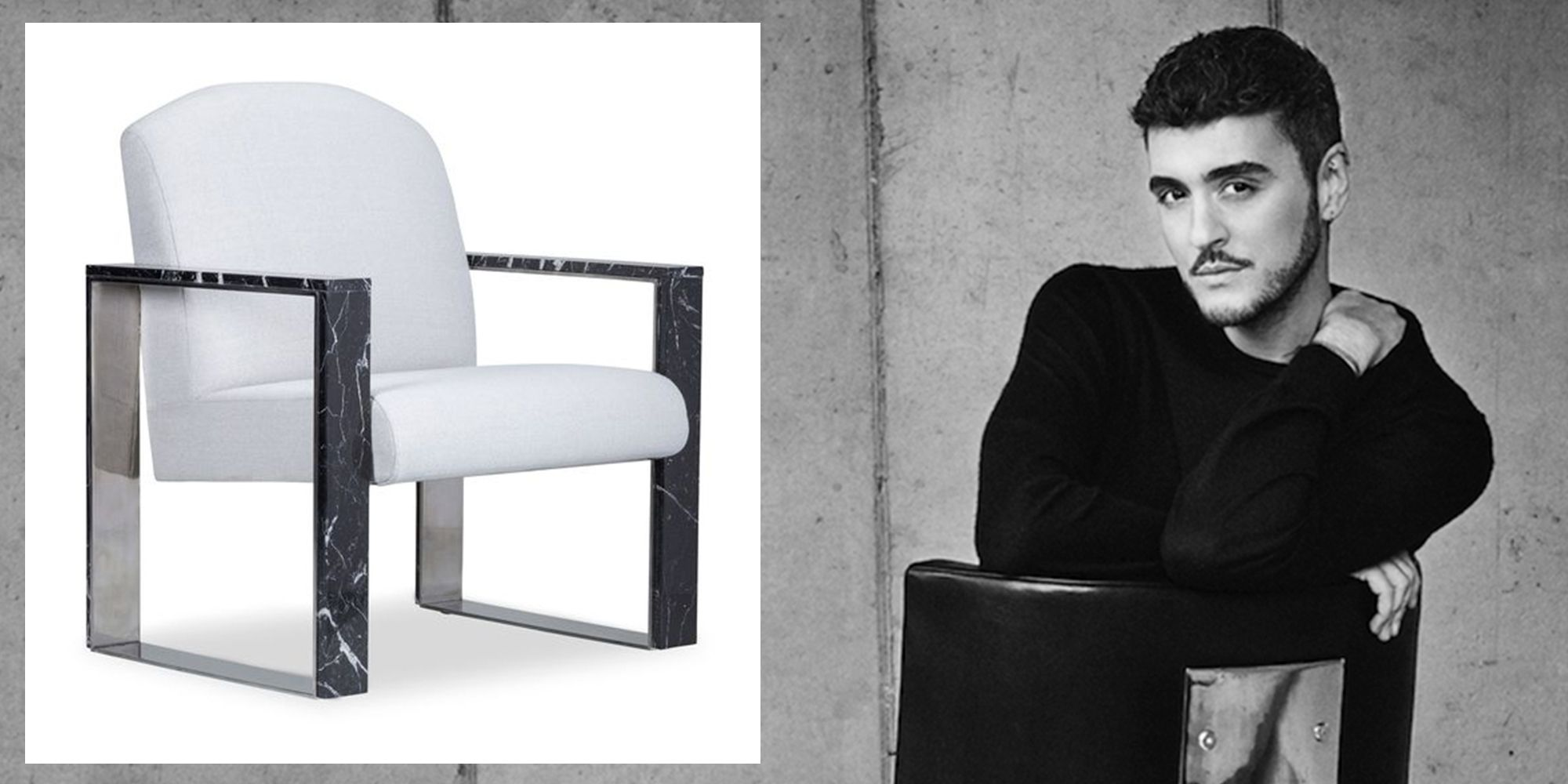 Zoe Kravitz's Designer Launches His Ultra-Chic First Furniture Collection