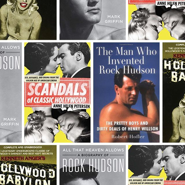 Old Hollywood Books - Best Biographies about the Golden Age of Filmmaking
