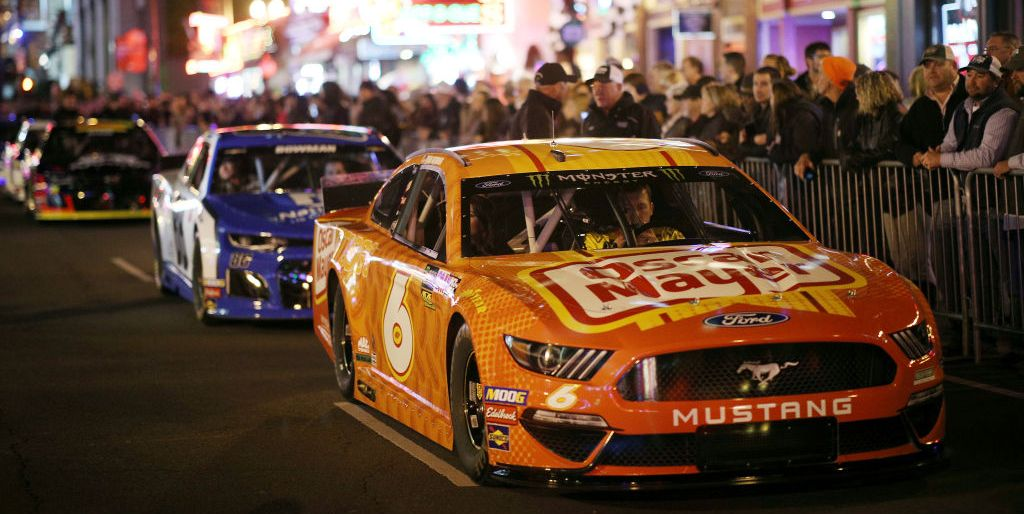 How About NASCAR on a City Street Course?