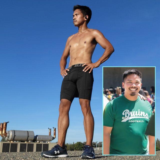 ryan padilla lee how running changed me