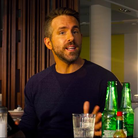 Ryan Reynolds, 6 Underground, Netflix