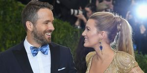 Ryan Reynolds en Blake Lively