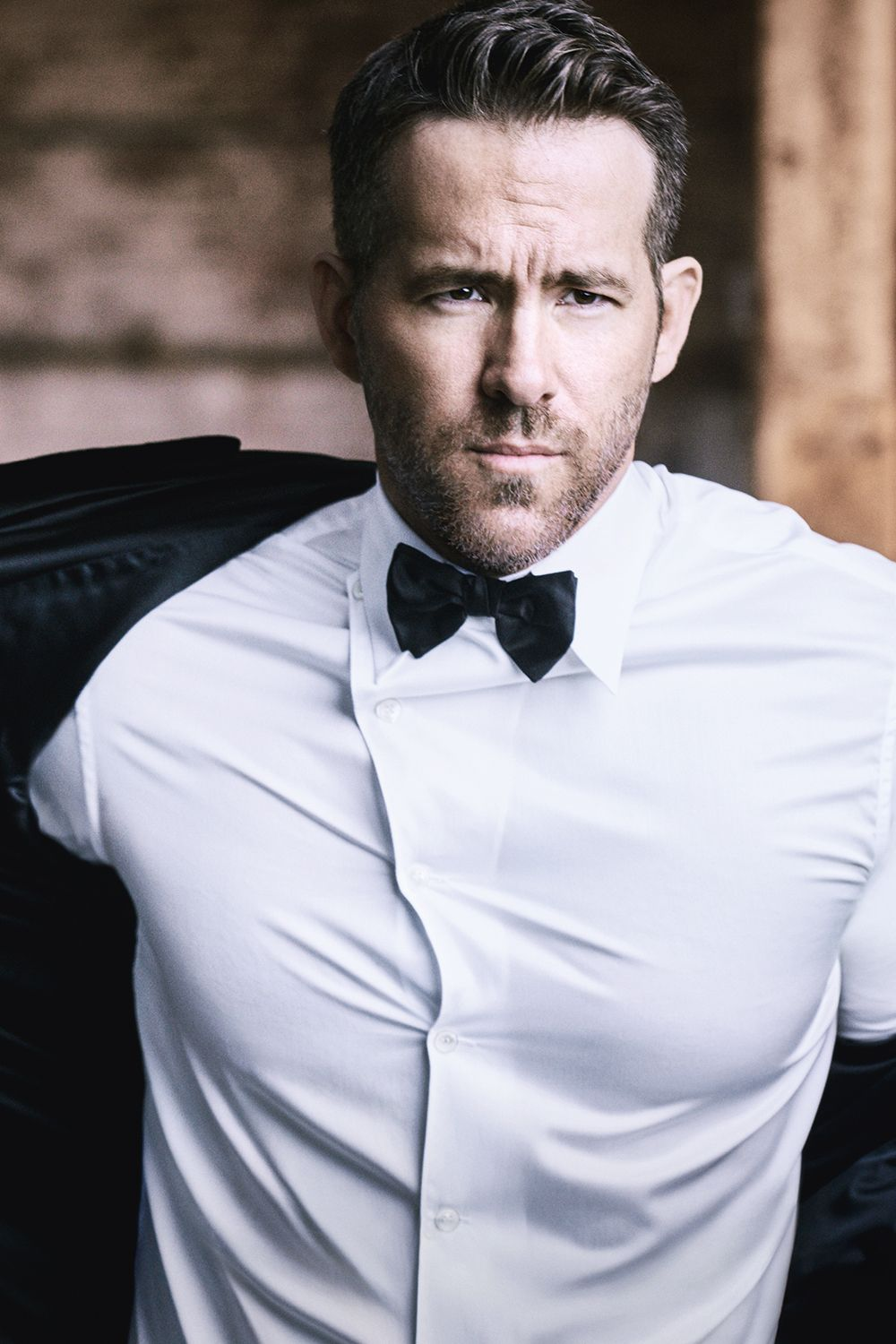 Ryan Reynolds as the new campaign face of Giorgio Armani Code