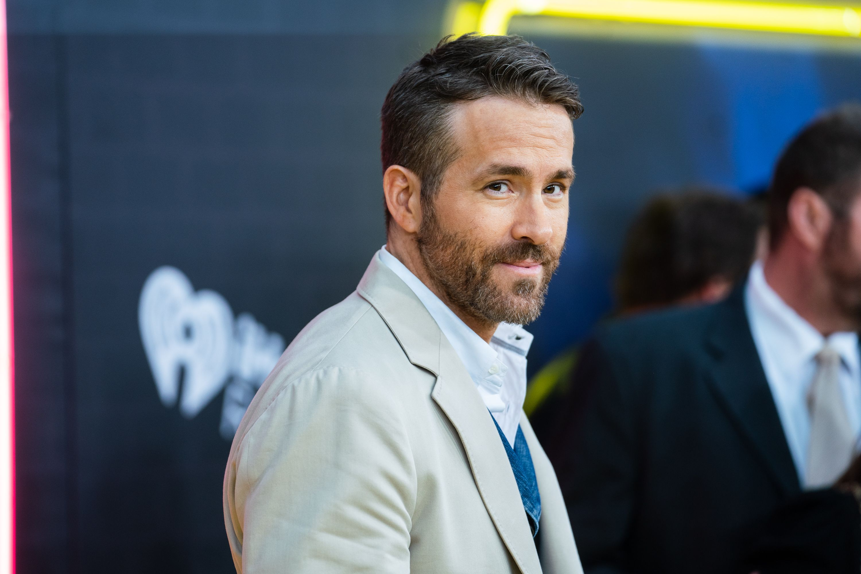 How Ryan Reynolds Relates To Weird Free Guy Character