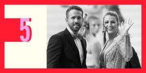Ryan Reynolds en Blake Lively bij het MET-gala