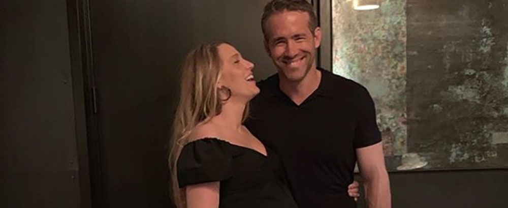 Ryan Reynolds Posted 10 Hilarious Photos Of Blake Lively To Instagram For Her 32nd Birthday