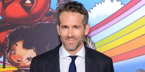 Ryan Reynolds Performed in a Unicorn Mask on a South Korean Singing