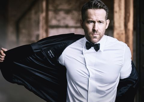 Dress shirt, Formal wear, Suit, Collar, Tie, Shirt, Bow tie, Sleeve, Outerwear, Photography,