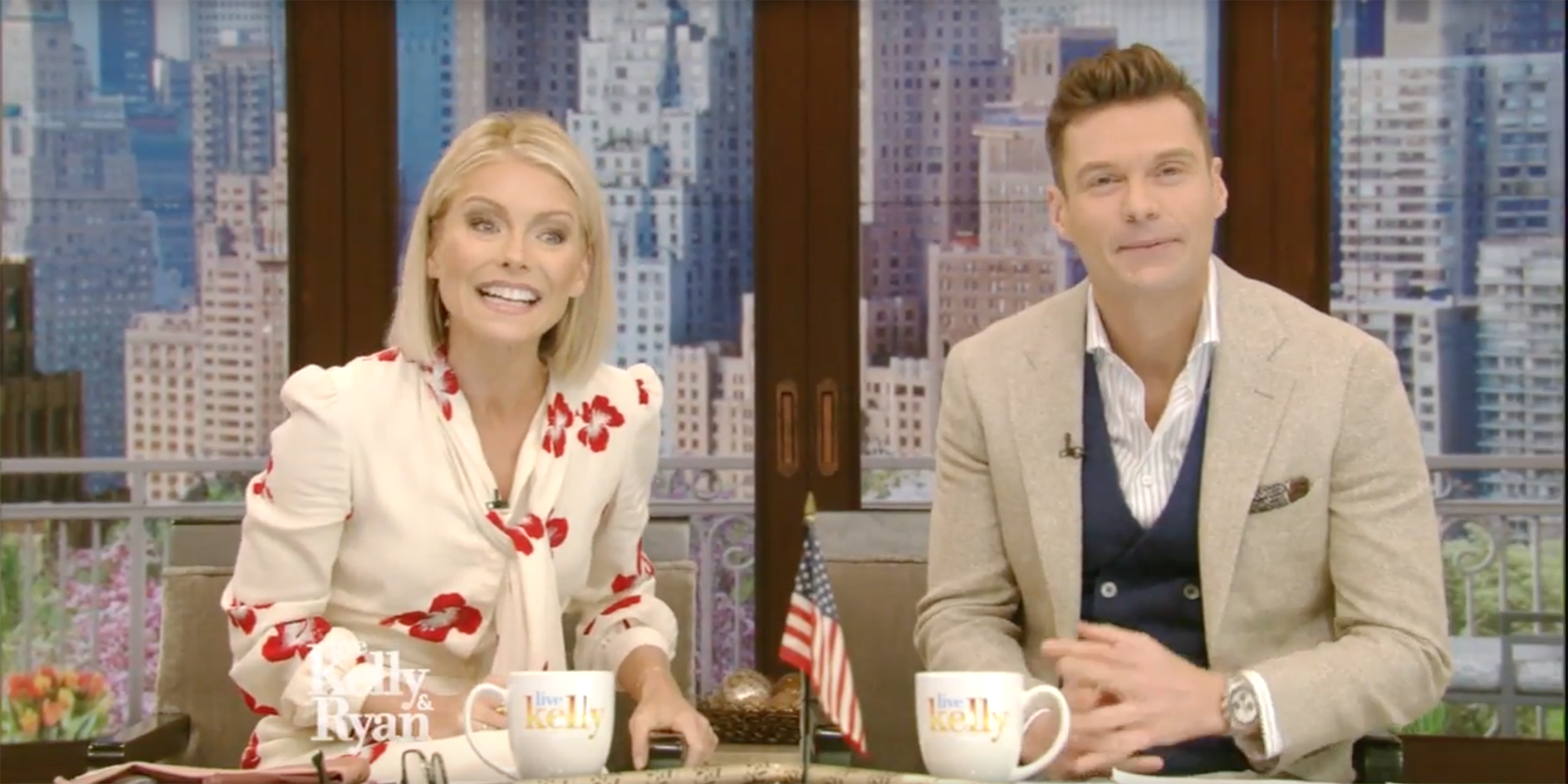 Get Excited: Ryan Seacrest Is Kelly Ripa's New Live Co-Host