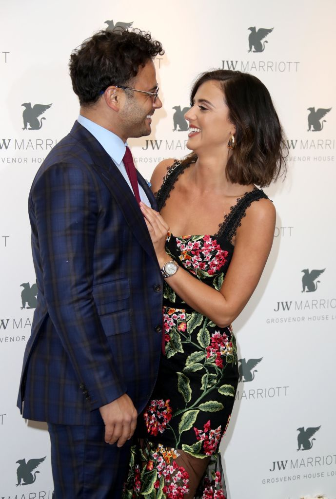 Lucy Mecklenburgh announces pregnancy with fiancé and former Coronation Street star Ryan Thomas