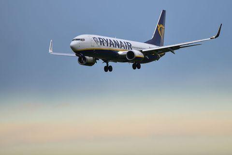 Ryanair check-in