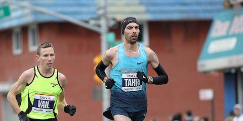 Ryan Vail at 2013 NYC Marathon