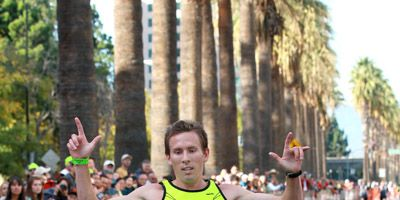 Ryan Vail Wins in San Jose