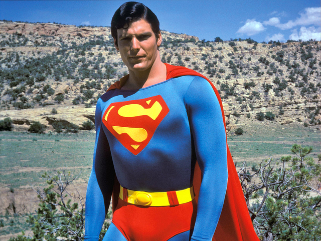 What Happened To Superman S Cape The Four Men Who Wore It Esquire