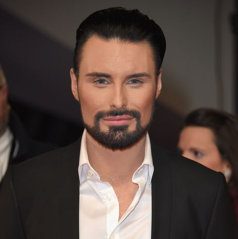 rylan clark neal attends the national television awards on january 25, 2017 in london, united kingdom