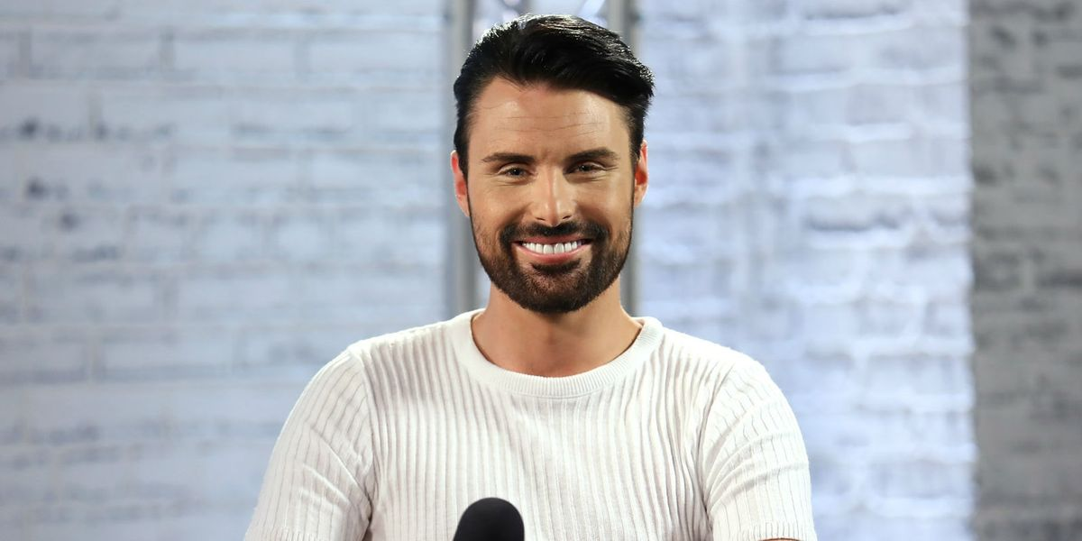 Sara Cox to replace Rylan Clark-Neal as he pulls out of Eurovision coverage