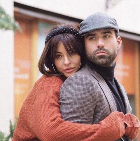 Rym Renom y su novio, Vincent Queijo, esperan un hijo