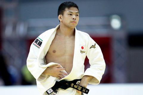 Judo Grand Slam Osaka - Day 1永山 竜樹