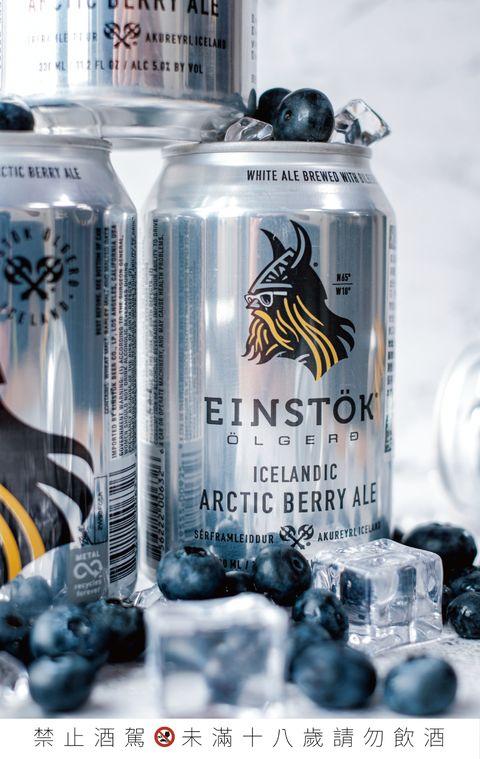 烤肉必備啤酒推薦!einstök冰島啤酒「野莓艾爾、淡色艾爾」清爽水果香氣解膩又百搭