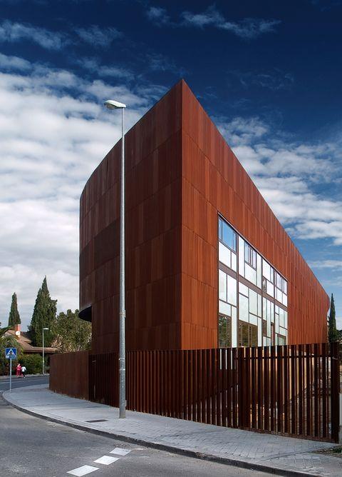 Iglesia Parroquial en Rivasvaciamadrid, de Vicens+Ramos