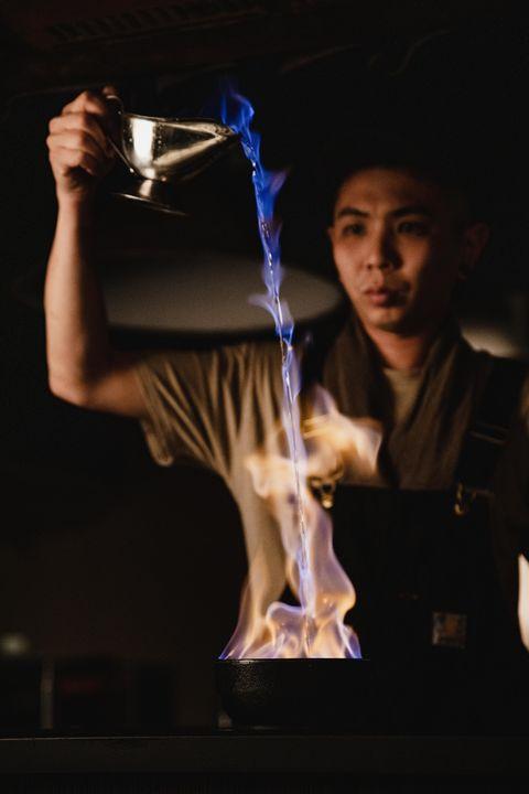 fireplay taipei「台灣首家」直火料理餐廳4大亮點!「胭脂蝦、翼板牛」豪華菜單一次看