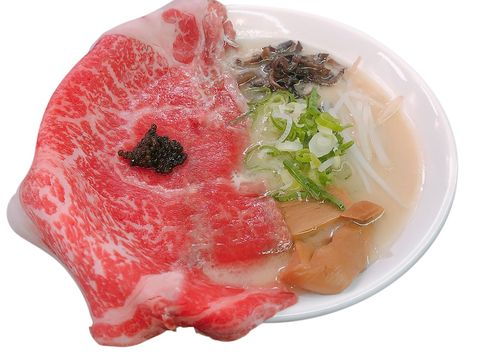 這拉麵太奢華!魂麵推出「魚子醬和牛拉麵」每日限量30碗!只有這可以吃到...網:想吃!