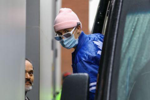 小賈Justin Bieber:到醫院確實配戴口罩
