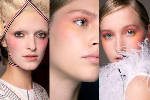 2020春夏時裝秀模特兒妝容