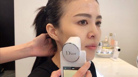 迪奧全方位智能膚測服務