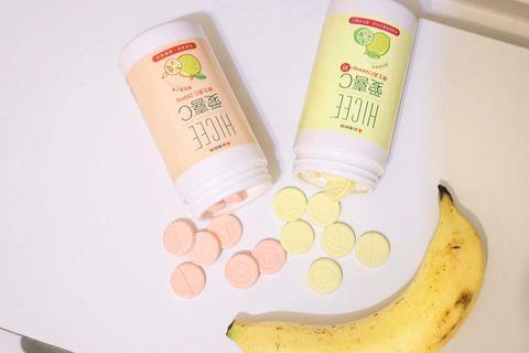 Skin, Product, Beauty, Banana, Banana family, Plant, Hand, Food, Shampoo, Fruit,