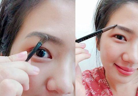 Eyebrow, Face, Skin, Nose, Eye, Eyelash, Cheek, Beauty, Head, Forehead,