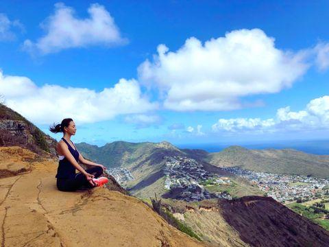 Mountainous landforms, Mountain, Sky, Hill, Cloud, Wilderness, Ridge, Travel, Vacation, Tourism,
