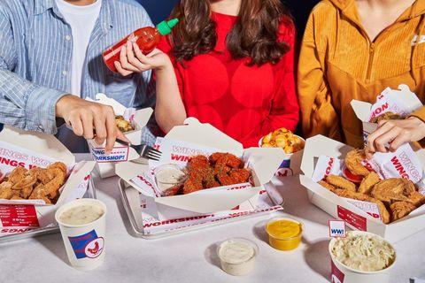 頂呱呱全新品牌「雞翅食研所」!挑戰全台最多10種口味、4種醬料,還可一次點100隻太邪惡了