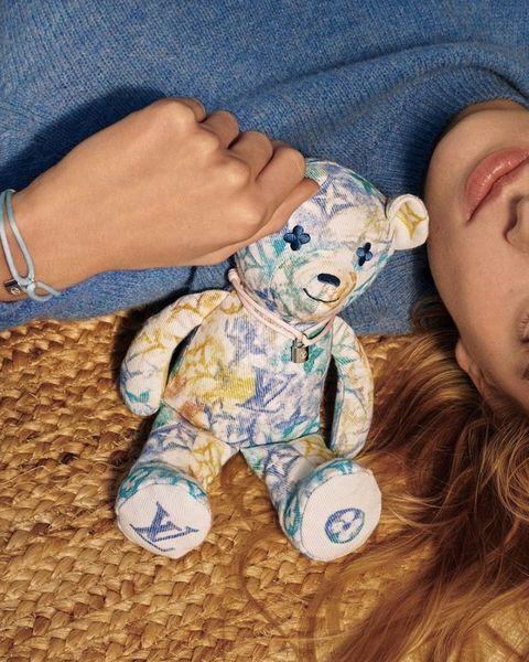 lv與聯合國兒童基金會合作經典鎖公益手環
