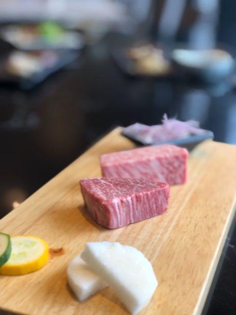 究牛鐵板燒肉