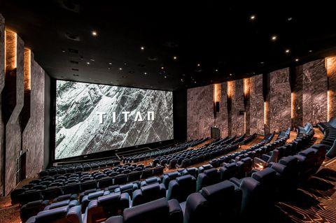 Theatre, Auditorium, Stage, heater, Building, Performing arts center, Movie theater, Room, Architecture, Event,