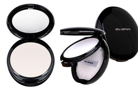 Cosmetics, Face powder, Product, Beauty, Material property, Makeup mirror, Powder, Eye shadow, Circle,