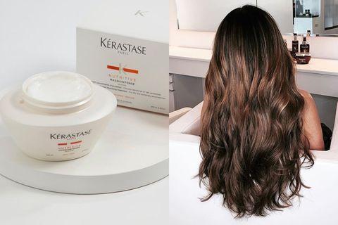 Hair, Product, Beauty, Skin, Hair coloring, Brown hair, Long hair, Hair care,
