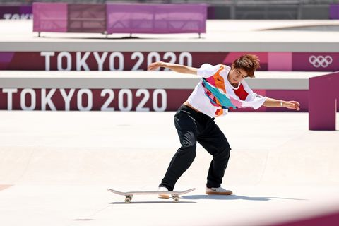 東京奧運滑板金牌堀米雄斗yuto horigome