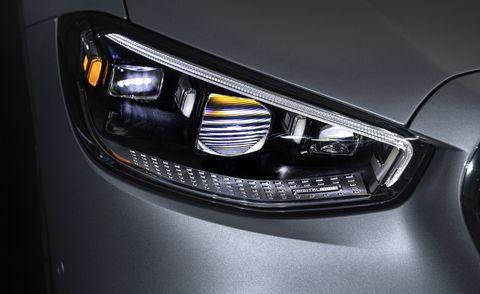 2021 mercedes benz s class headlight