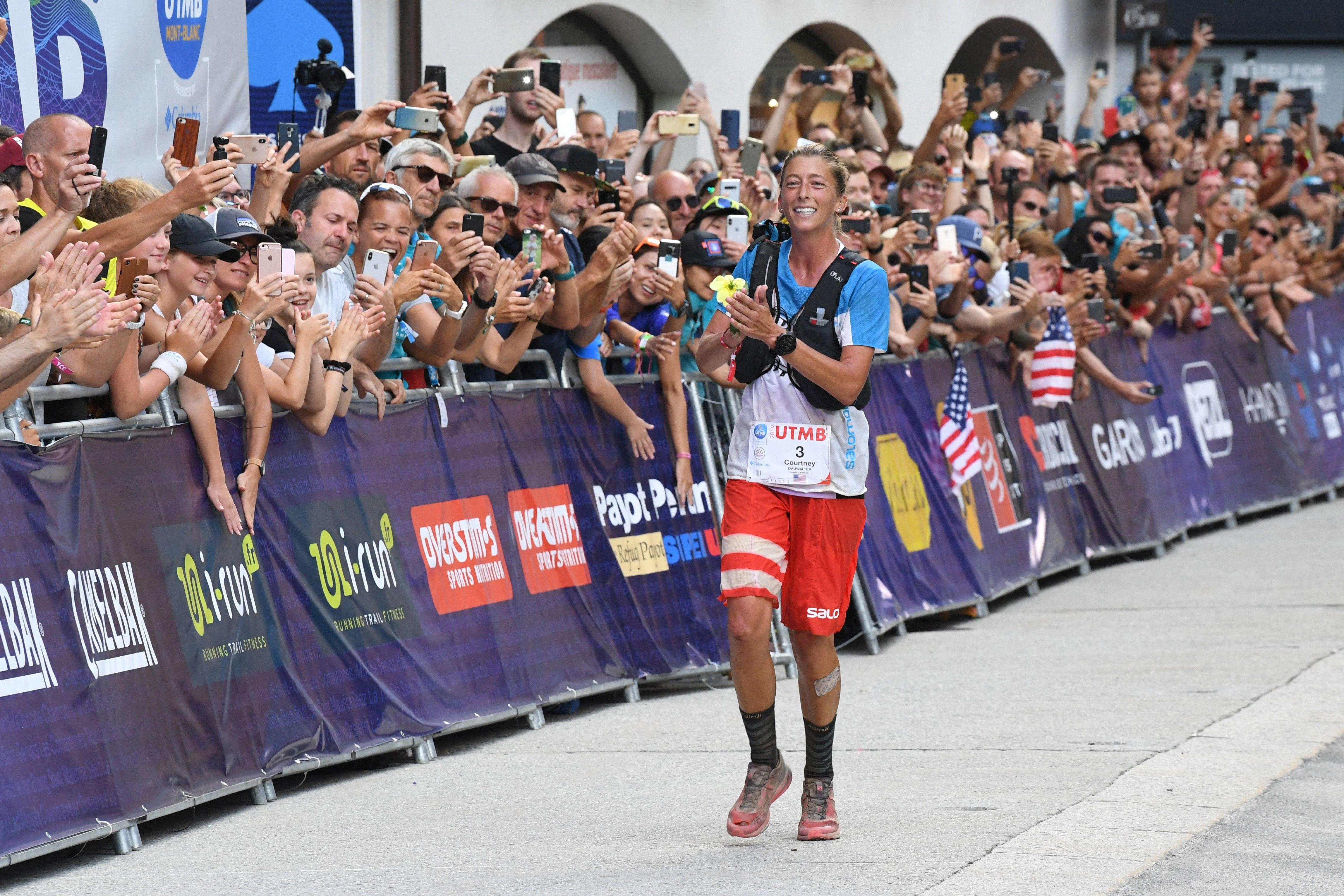 Mashed Potatoes Fuel Courtney Dauwalter's Ultramarathon Wins