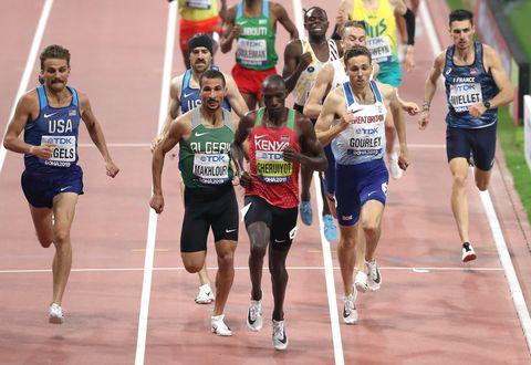 Doha 2019, domingo 6, final del mundial de atletismo