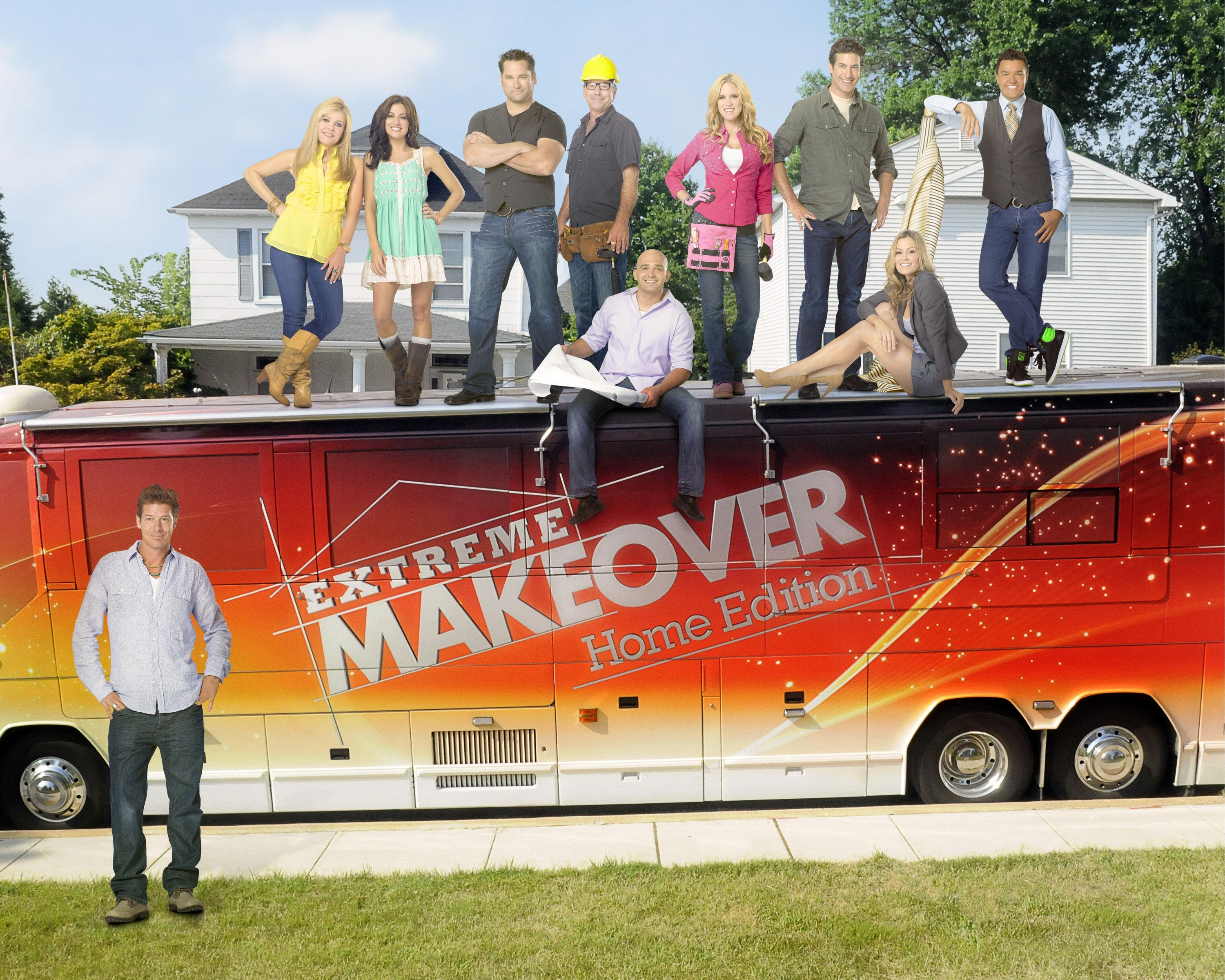 HGTV Is Now Casting Families for 'Extreme Makeover: Home Edition'