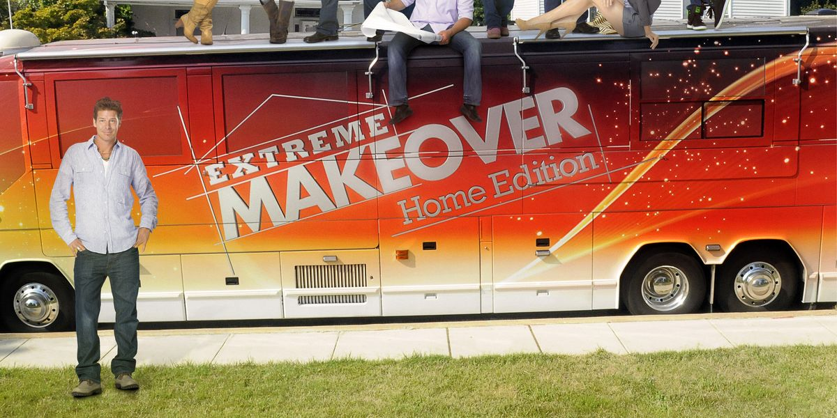 Extreme makeover: home edition' coming back to tv all about the.