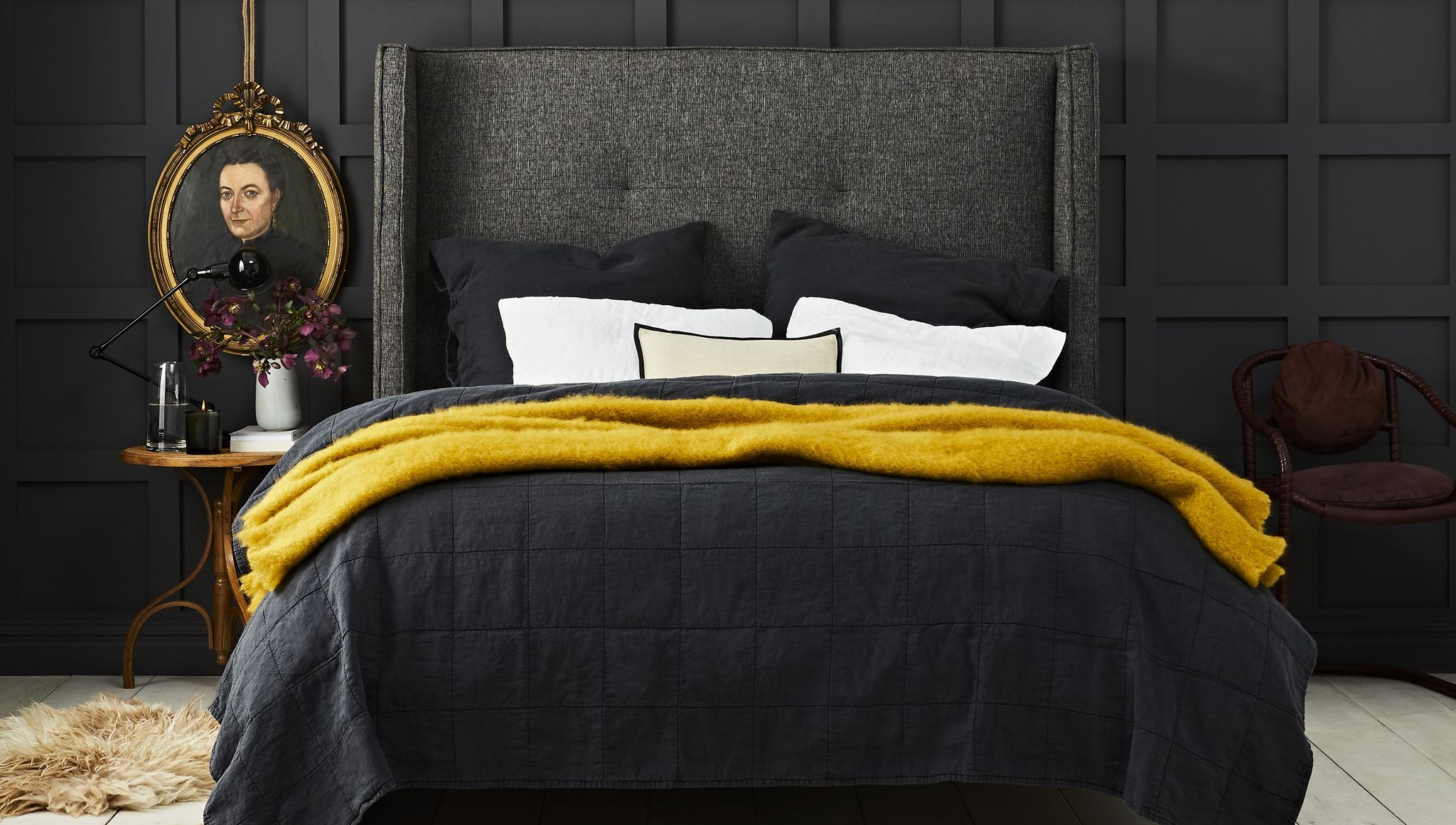 How to Design Your Bedroom for Better Sleep, According to an Interior Designer