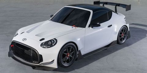 Toyota S-FR Race Concept